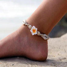 Bohemian anklet beach anklet handmade ทอนุ่ม(China)