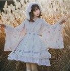 Sweet lolita apron v...