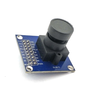 Image 2 - OV7670 وحدة كاميرا OV7670 مودوليسوبوتس VGA CIF عرض التحكم في التعرض التلقائي حجم نشط 640X480 لاردوينو