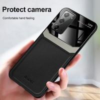 Custodia per telefono per Samsung Galaxy Note S10 S10E Plus S8 S9 8 9 10 20 Pro custodia protettiva per PC di lusso antiurto