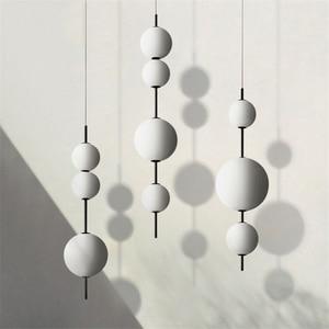 Image 1 - מודרני LED תליון מנורות תליית מנורות מסעדה דלעת תליון אורות בית קפה בר חדר שינה מטבח חדר אוכל זכוכית דקו גופי