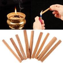 50/250g 7CM Irregular Shape Incense Wooden Sticks Natural Fragrance Sandalwood Chips