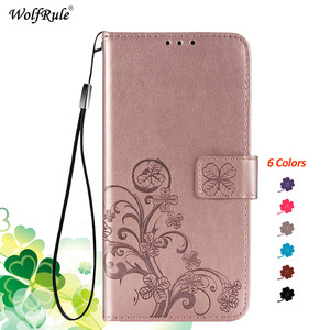 Flip PU Wallet Case For Oneplu