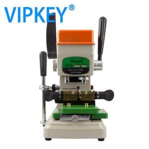 Image 3 - 998A hohe professionelle universal Tragbare Flache Vertikale schlüssel schneiden maschine schlosser werkzeuge duplizieren schlüssel kopie maschine