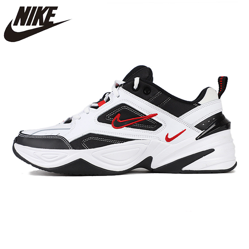 Nike M2K TEKNO Mens Running Shoes Original Comfortable Lightweight Outdoor Sports Sneakers New Arrival #AV4789