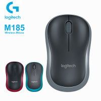 Logitech M185 Wireless Mouse with 1000DPI 2.4GHz Office Mouse for PC/Laptop Windows Mac Mouse USB Nano Receiver Wireless Mouse|Mice| |  -