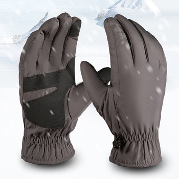 Ski Touch Screen Gloves Winter Diving Cloth Fleece Warm Waterproof Snow Windproof Riding Camping Outdoor Sport One Size Fits women s fleece helmet hat one size fits most