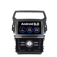 JetaLon S300 ANDROID 9.0 Autoradio FOR FORD EXPLORER Head Unit CAR Stereo Radio Multimedia Cassette Recorder DVD NAVIGATION