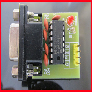 RS232 to TTL module MAX232 module SP232 module STC MCU program downloader image