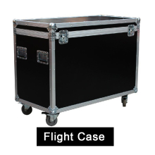 Customizde Logo Price Difference Manuscript  And Computer Rack Wooden Flight Case