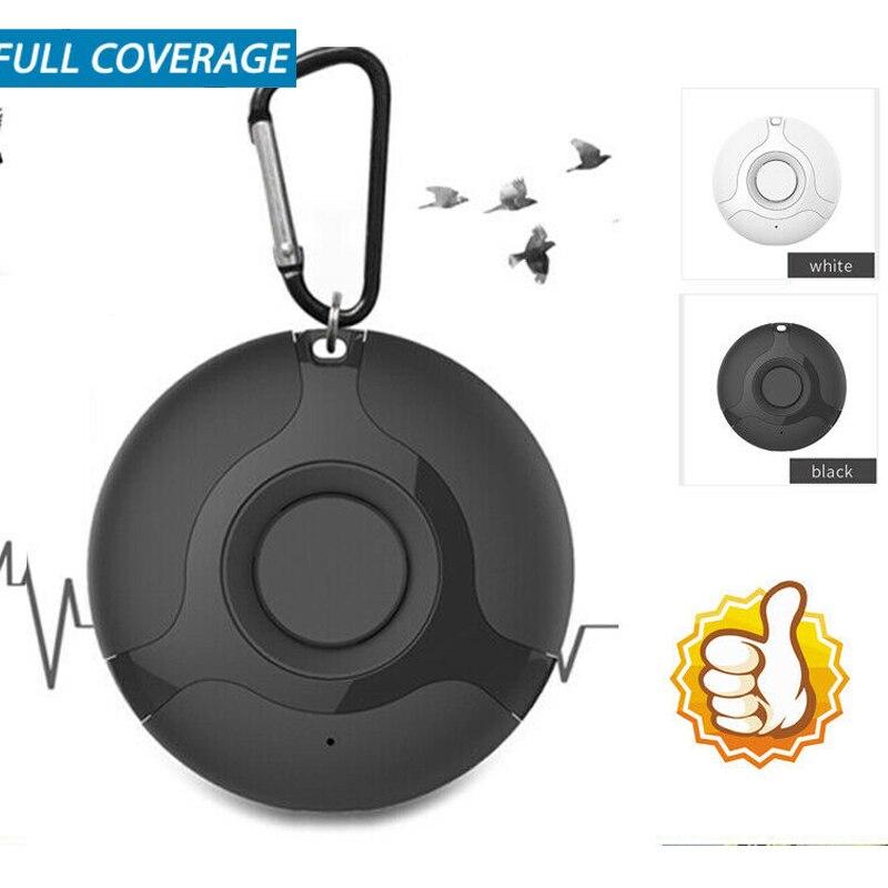 Portable USB Ultrasonic Pest Repeller Bird Repeller Animal Repeller Mosquito Killer Ultrasonic Mouse Repellent