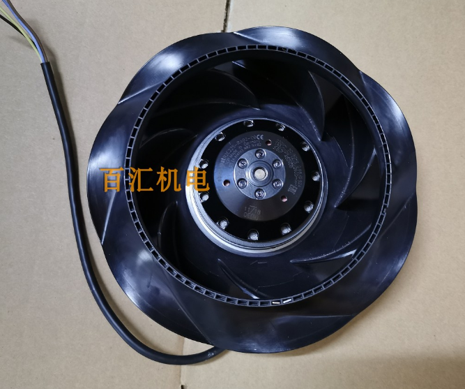 For Ebm-papst blower R2E225-RA92-09series <font><b>230</b></font> <font><b>V</b></font> AC centrifugal <font><b>fan</b></font> 1195 m3/h air flow for Motor cooling ,electrical cabinet image
