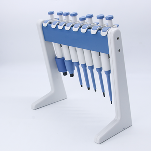 Image 3 - Pipette Gun Digital Adjustable Dragon Pipette Pipettor with Pipette Tips