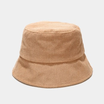 Harajuku Panama For Women Bucket Hat  Solid color Fisherman Hat Cotton Reversible Bob Bucket Cap For Men Women stylish mixed color knitted bucket hat for women