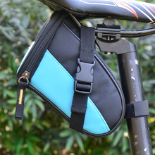 Pouch Bicycle Pannier-Bag Seatpost-Mounted-Storage-Bag Saddle Mountain-Bike Road-Cycling