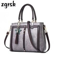 Women Tassel Handbag Ladies Crossbody Bags Pu Leather Handbag Women Handbags Clutch Vintage Shoulder Bags Bolso Mujer Bolsos все цены