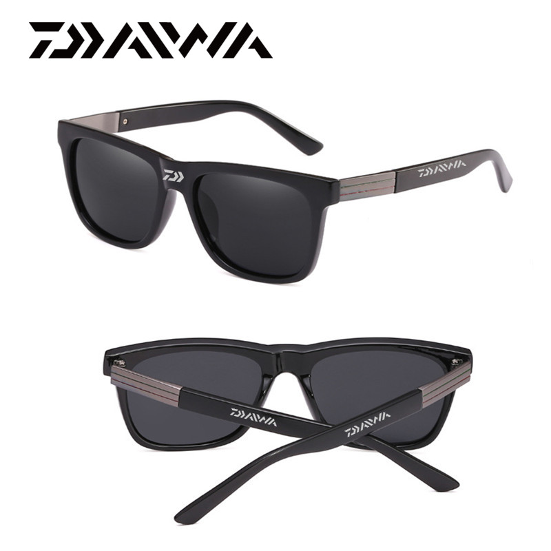 Daiwa очки для рыбалки на открытом воздухе спортивные солнцезащитные очки для рыбалки мужские модные очки для велоспорта солнцезащитные очки...