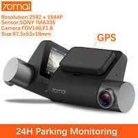 70mai Pro Dash Cam 1944P GPS ADAS Auto DVR 70 mai Dashcam Controllo Vocale 24 HParking Monitor 140FOV di Visione Notturna WIFI Della Macchina Fotografica Registratore di guida WIFI Vehicle Dash Camera