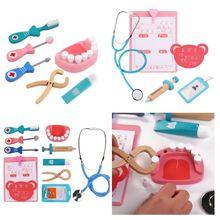 Детская игрушка для ролевых игр стоматолог набор медицинских