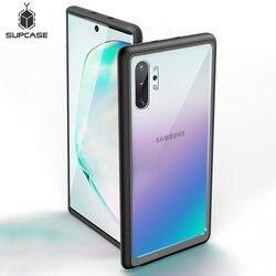 Do etui Samsung Galaxy Note 10 Plus 5G (wydanie 2019) SUPCASE UB Style Premium Hybrid TPU zderzak ochronny przezroczysty PC tylna okładka