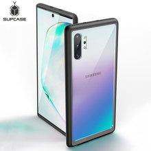 Voor Samsung Galaxy Note 10 Plus 5G Case (2019 Release) supcase Ub Stijl Premium Hybrid Tpu Bumper Beschermende Clear Pc Back Cover
