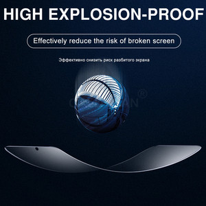 Image 2 - Folia ochronna hydrożelowa do Huawei Honor 10i 20 P20 P30 Pro P40 Lite Mate 20 Lite 40 P smart 2019 folia ochronna nie szkło