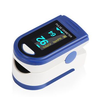 RZ Finger Pulse Oximeter with Sleep Monitoring Function and OLED Display to Monitor Heart Rate