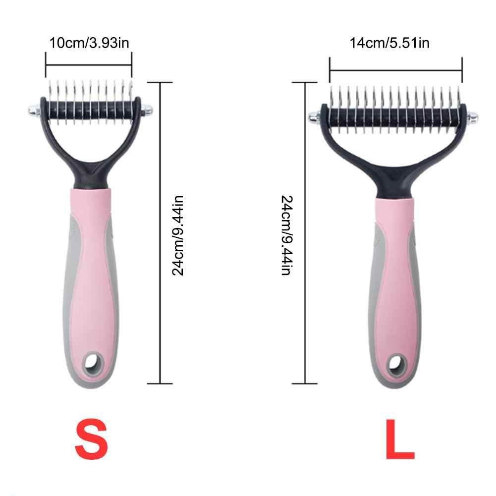 Sharplace Cepillo de Pelo Perro Gato Accesorios Aspirado para Cabello Cabezal para Aspiradoras C/ómodo
