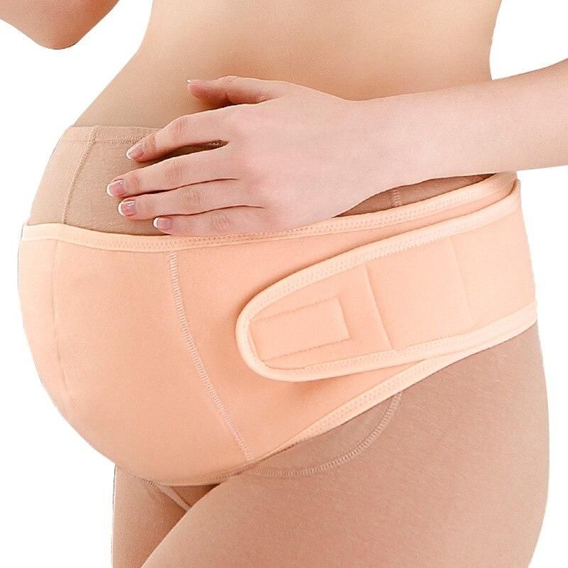 Ceinture de maternité Bandage prénatale | Bande ventrale, ceinture de soutien pour le dos, reliure abdominale pour les sous-vêtements des femmes enceintes en vogue