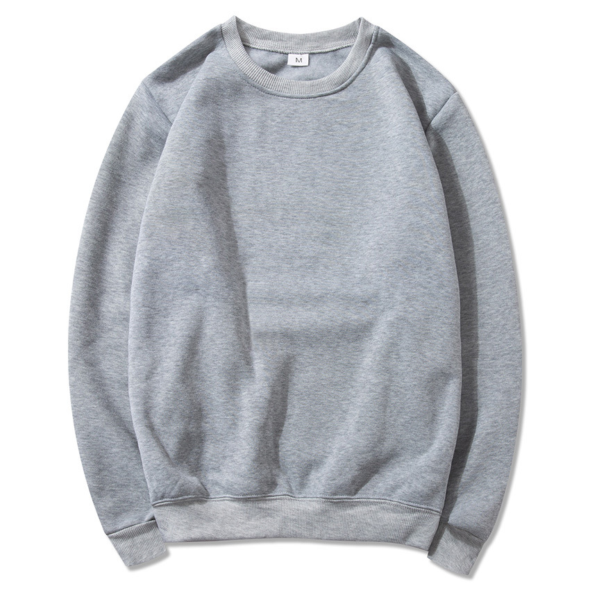 Fashion Brand Men's Hoodies 2020 Spring Male/Women Casual Round Collar Hoodies Sweatshirts Men's Solid Color Sweatshirt Tops