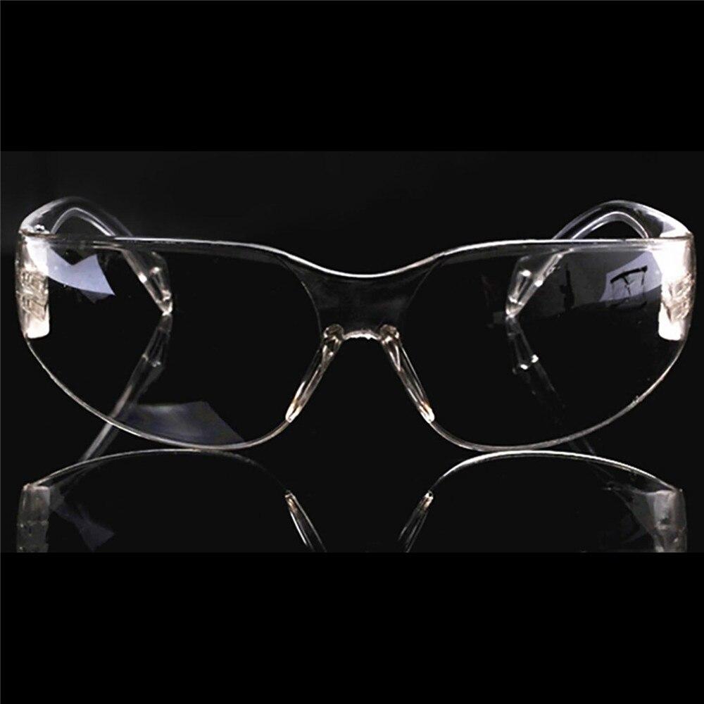 Gafas de seguridad con ventilación, anteojos protección para la vista, antiniebla, transparentes, para ciclismo, a prueba de viento y salpicaduras