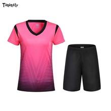 Suits Football-Jerseys-Sets Soccer-Set Training-Suit Team-Club Customized Women DIY Blank