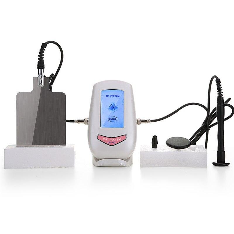 Mono Polar Kapazitive RF Radiofrequenz Gesichts Schönheit Maschine Auge Gesicht Körper Massager Haut Lift Ziehen Anti-falten Verjüngung