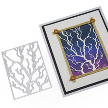 Dies Metal Cutting Dies Dead Branches Stencil for DIY Scrapbooking Embossing Paper Cards Decorative Crafts Die Cuts New 2020 azsg 2018 new arrival tree heart shaped embossing plates design diy paper cutting dies scrapbooking plastic embossing folder