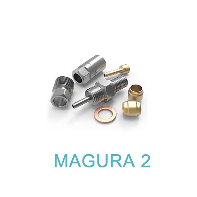 Hydraulic Hose Adapters Olive Connecter Insert For Magura Shimano Formula SRAM