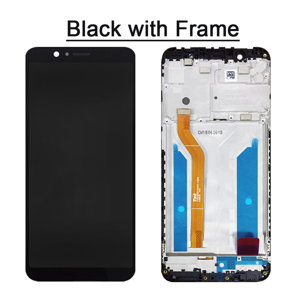 Original 5.99'' For ASUS Zenfone Max Pro ZB601Kl (M1) ZB602KL LCD Touch Screen Digitizer Assembly For ASUS ZB601Kl LCD Display