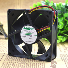 U80T12MS6A7-58 8025 12V 0.24A защита двигателя охлаждения