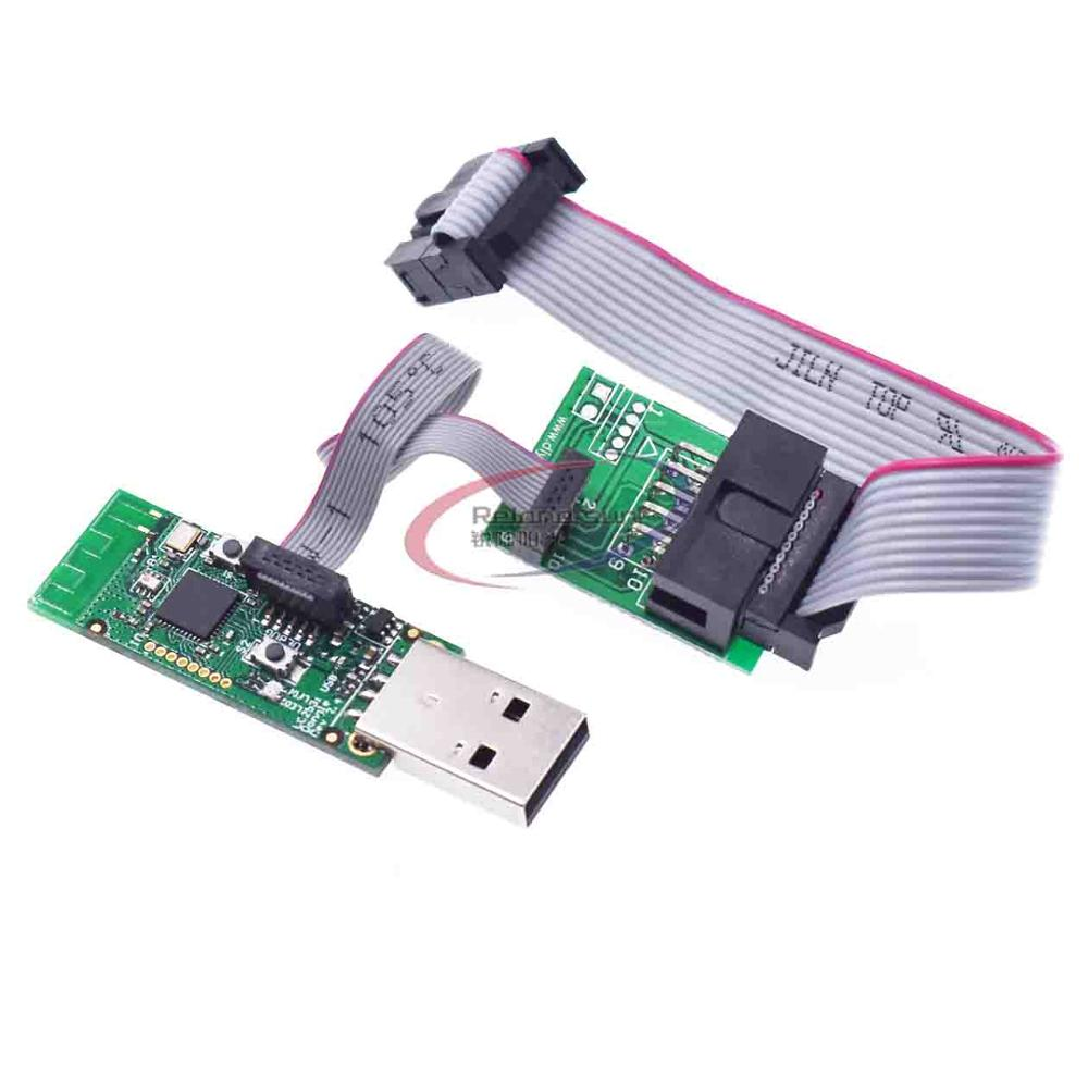 Bluetooth4.0 BLE CC2540 Sniffer Board USB Interface Dongle Protocol Debug CC2531