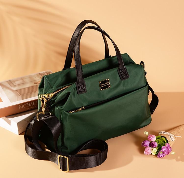 Epol design de moda feminina bolsa de