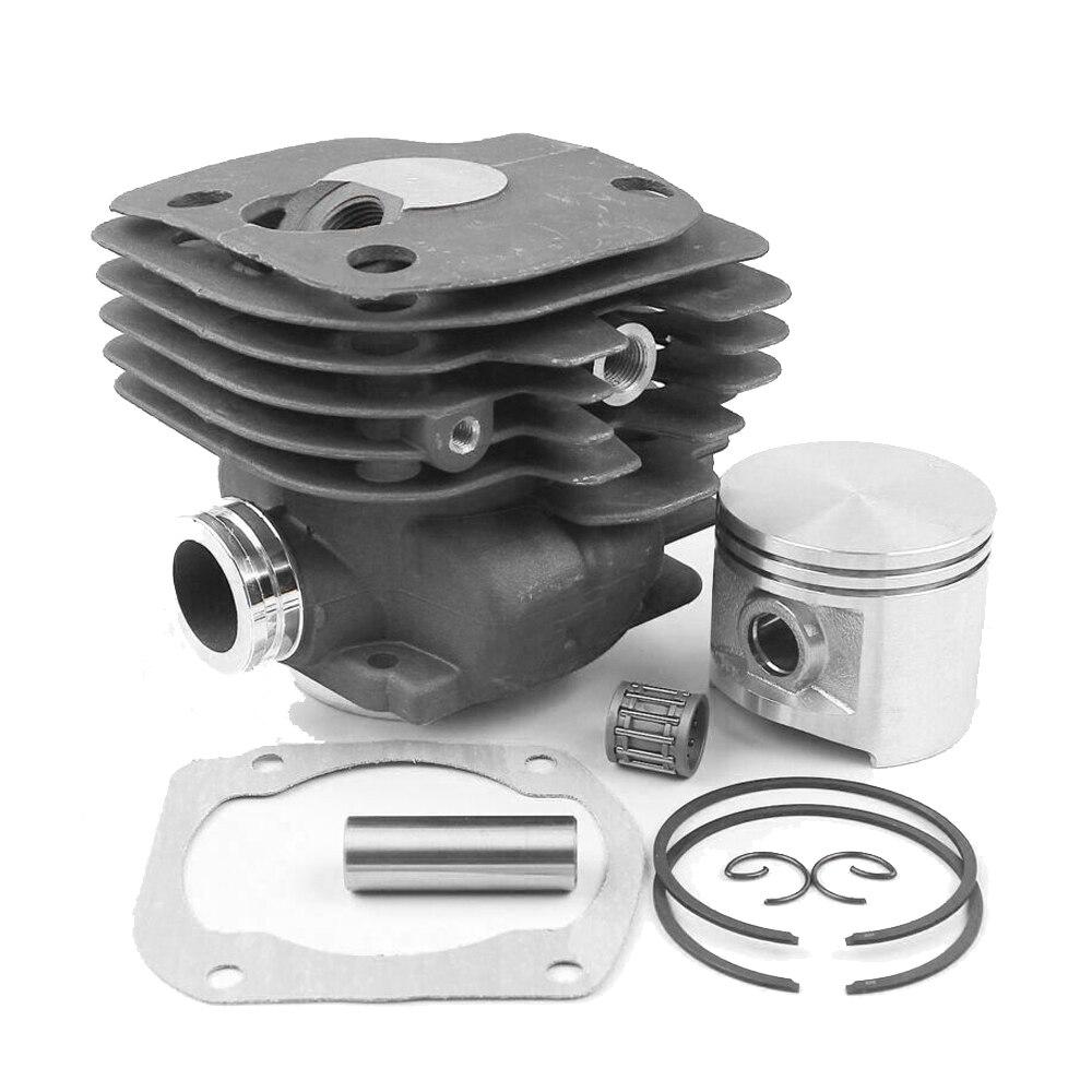 Cilindro del pistón adecuado para Husqvarna 345 motor Sierra nuevo