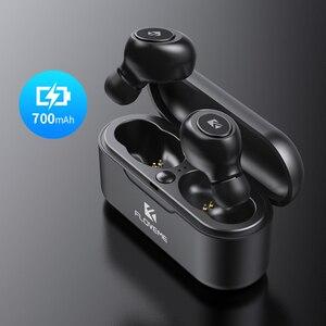 Image 2 - FLOVEME Bluetooth אלחוטי אוזניות אוזניות מיני TWS5.0 ספורט אוזניות אוזניות 3D סטריאו קול אוזניות מיקרו טעינת תיבה