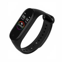 Водонепроницаемый Шагомер M4 умный браслет здоровье браслет сообщение напоминание кровяное давление монитор сердечного ритма спортивные наручные часы