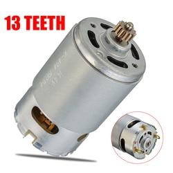 Motor RS550, engranaje de 13 dientes, 14,4 V/13, Motor de repuesto para Taladro Inalámbrico GSR14.4-2-LI PSR14.4LI-2