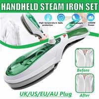1000W Handheld Garment Steamer Brush Portable Steam Iron For Clothes Generator Ironing Steamer For Underwear Steamer Iron