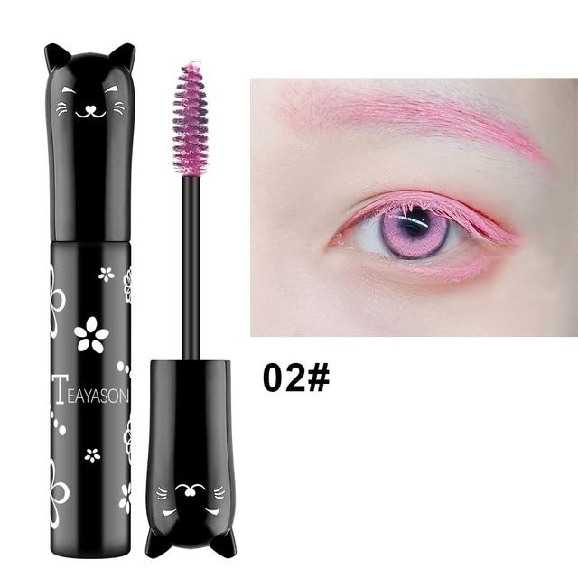 Mascara 6 couleurs imperméable Mascara Produits de maquillage Bella Risse https://bellarissecoiffure.ch/produit/mascara-6-couleurs-impermeable/