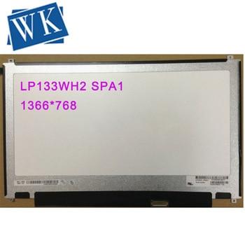 Original  13.3 inch LP133WH2 SPA1 30 pin eDP Laptop IPS LED LCD Screen Display 1366*768 WXGA