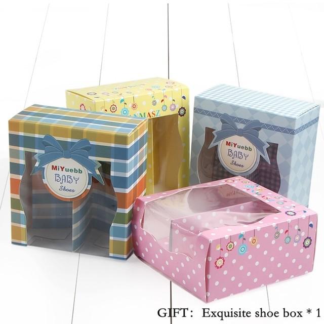 AMTOY Unisex Baby Boys Girls Shoes Soft Anti-slip Sole Newborn Infant First Walkers Shoes 0-3-6-12-18 Months Skin Friendly Hlogo 6