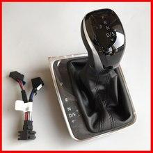 Perilla de palanca de cambios electrónica para passat B8, Golf 7, MQB, Tiguan, Octavia, Yeti, superb, sincronización DSG AT