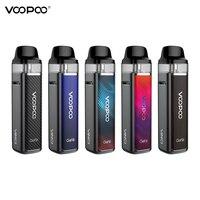 VOOPOO-Kit de vapeador electrónico VINCI 2, cartucho Original de 50W VINCI II, batería de 1500mah, 6,5 ml, compatible con bobinas Pnp, cigarrillo electrónico