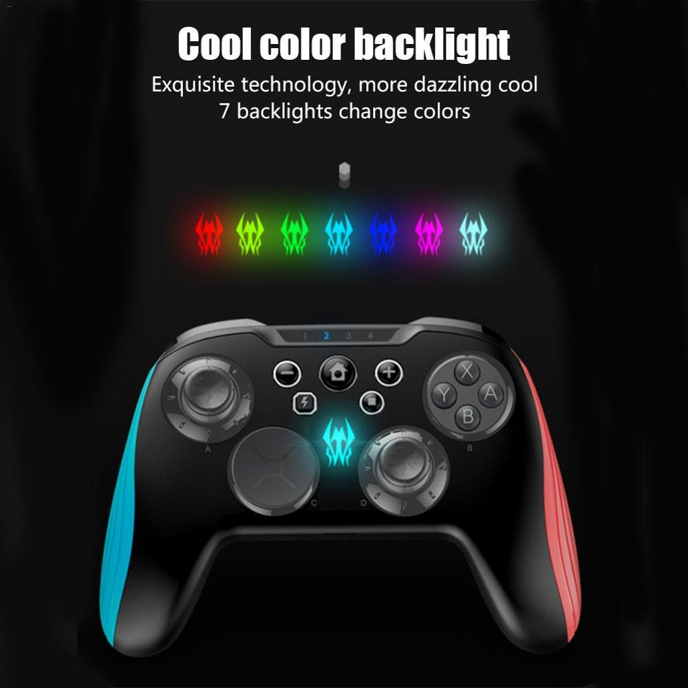 Dorp PG-9139 Controller Drahtlose Bluetooth Gamepad Joystick Gaming Joypad Joy Pad Für Nintendo Schalter Pro Android PC Win7 Win10